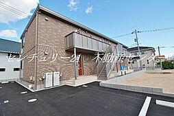 JR赤穂線 西大寺駅 徒歩24分の賃貸アパート