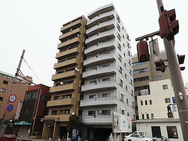 メゾンド今小路 601号室 6階の賃貸【栃木県 / 宇都宮市】