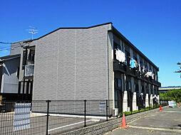 レオパレスエクセラ[2階]の外観