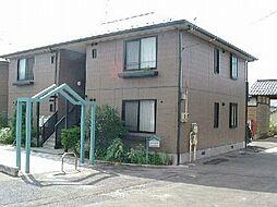 宮城県仙台市宮城野区岩切字畑中の賃貸アパートの外観