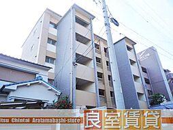 愛知県名古屋市瑞穂区村上町3丁目の賃貸マンションの外観