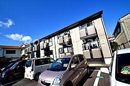徳島県徳島市福島2丁目の賃貸アパートの外観