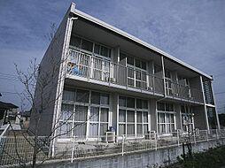 レオパレスボヌールM[2階]の外観