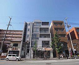 京都府京都市中京区聚楽廻西町の賃貸マンションの外観