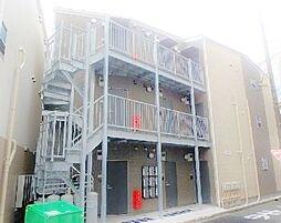神奈川県横浜市保土ケ谷区和田2丁目の賃貸アパートの外観