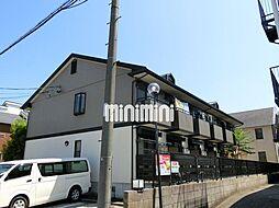 カーサ山田[2階]の外観