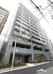 プレサンス京町堀ノース[13階]の外観