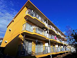 ファミドール青葉[3階]の外観
