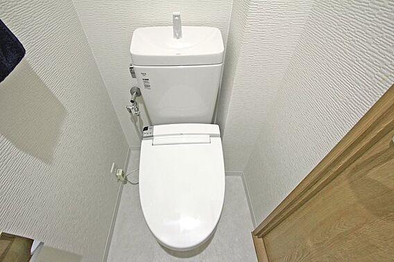 トイレも新品未...