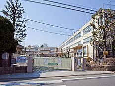 小学校 190m 立川市立第一小学校