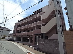 兵庫県神戸市兵庫区松本通6丁目の賃貸マンションの外観