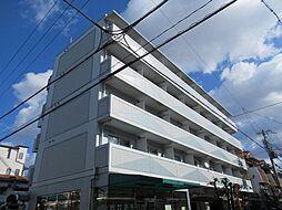 大阪府東大阪市御厨南3丁目の賃貸マンションの外観