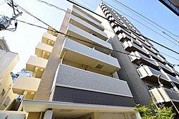ソレイユ中崎[6階]の外観