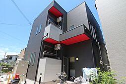 兵庫県神戸市垂水区山手3丁目の賃貸アパートの外観