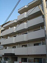 心園コーポ[2階]の外観