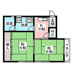 豊田市駅 3.9万円