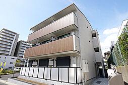 千葉県習志野市奏の杜1丁目の賃貸アパートの外観