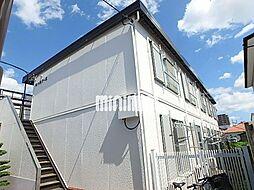 第六松コーポ[2階]の外観