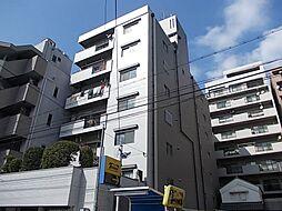 ジュネス安堂寺[2階]の外観