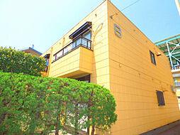 L・MAISON A棟・B棟[1階]の外観