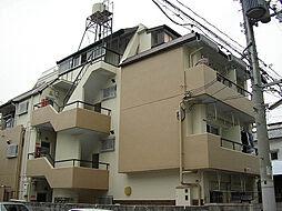 兵庫県神戸市中央区若菜通6丁目の賃貸マンションの外観