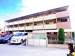 埼玉県八潮市大字大原の賃貸アパートの外観