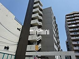 セジュール栄[8階]の外観