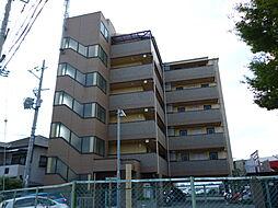 大阪府吹田市岸部中3丁目の賃貸マンションの外観