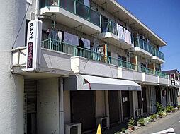 紀ノ川コーポ[1階]の外観