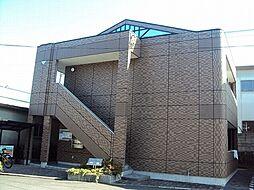滋賀県大津市大萱5丁目の賃貸マンションの外観