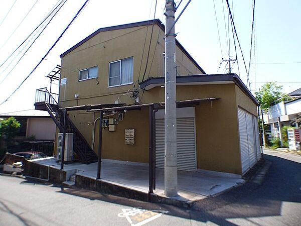 ビレッジハウス 2階の賃貸【東京都 / 府中市】