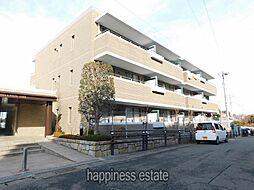 神奈川県川崎市麻生区高石2丁目の賃貸マンションの外観