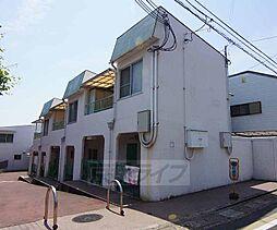 京都府京都市伏見区納所北城堀の賃貸マンションの外観