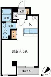 アーバンパーク新横浜[0801号室]の間取り