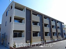 JR青梅線 小作駅 徒歩20分の賃貸アパート