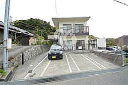 兵庫県神戸市須磨区多井畑出口の賃貸マンションの外観