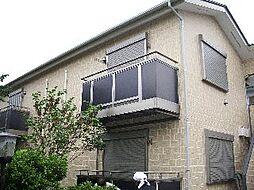 メゾンヤツハシII[1階]の外観