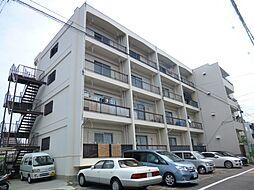 グローリィハイツ八戸ノ里[54号室号室]の外観