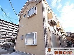 レトワール京成大久保[105号室]の外観