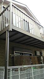 パークテラス洗足池B[2階]の外観