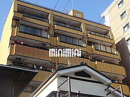 サンシャイン鳥居松[4階]の外観