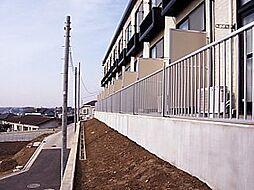 レオパレスソレイユII[1階]の外観
