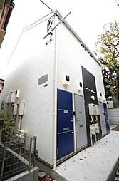 東京都葛飾区亀有5丁目の賃貸アパートの外観