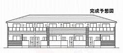 泉北高速鉄道 和泉中央駅 徒歩13分の賃貸アパート