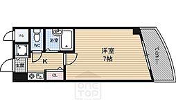 ラナップスクエア新福島[11階]の間取り