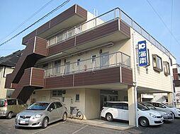 武蔵ハイツ[201号室]の外観