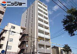 シャンポール内田橋[10階]の外観