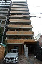 ジュネーゼグラン東梅田[2階]の外観