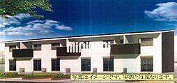 [テラスハウス] 愛知県稲沢市平和町西光坊新町 の賃貸【/】の外観