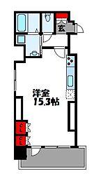 アメニティコート篠栗駅前[5階]の間取り